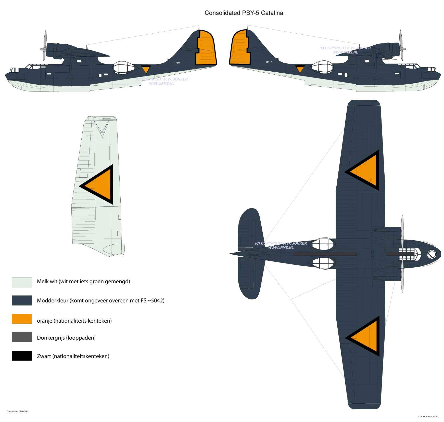 Consolidated PBY5 Catalina 1