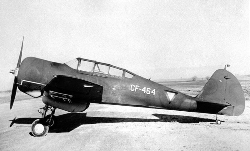 curtiss cw22 lvk 1