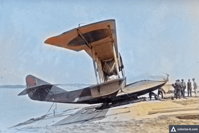 curtiss h12 nimh 2 colourized