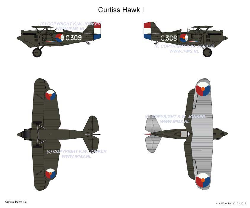 Curtiss Hawk 1