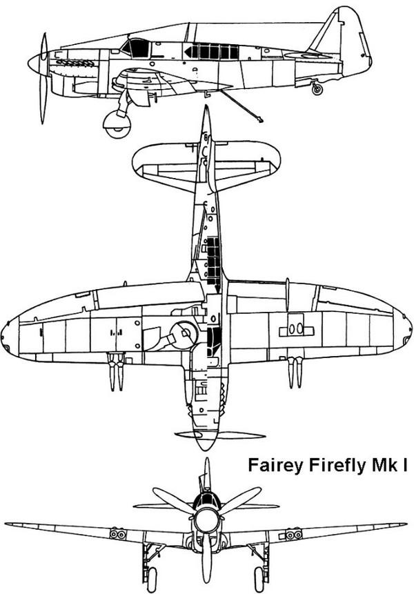 fairey-firefly-profile
