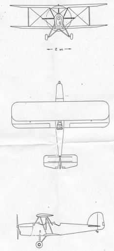 koolhoven fk46 sketch