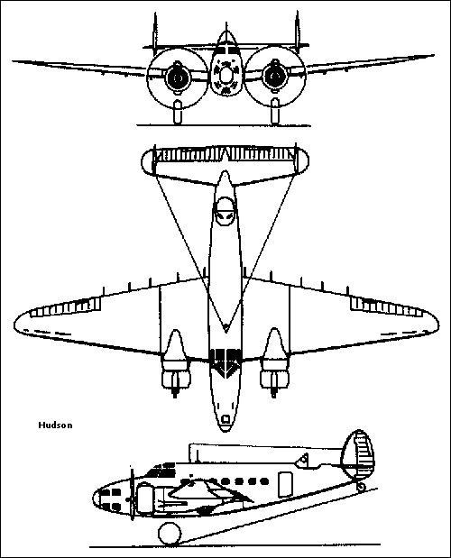 lockheed hudson profile