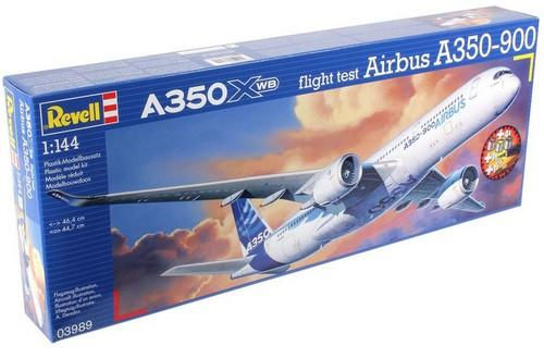 revell a350 03989 box