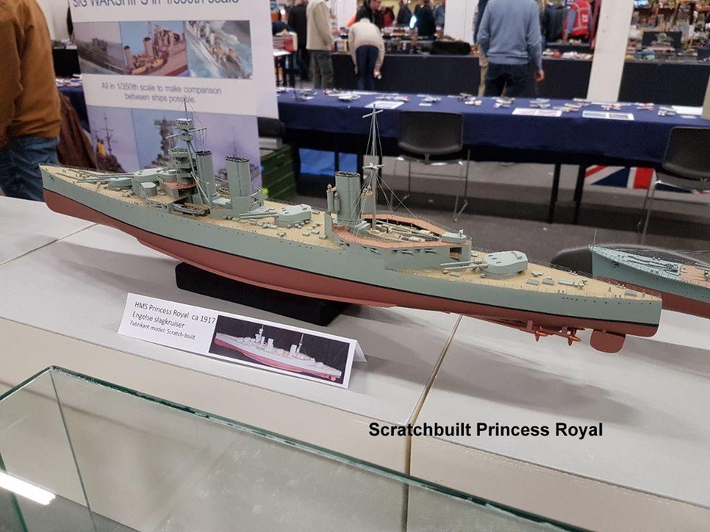 Small Scratchbuilt Princess Royal